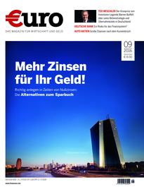 €uro 09/2016 (Digital)