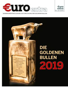Euro Extra  Goldener Bulle 2019 (Digital)